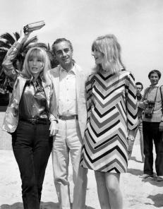 ITALY-ENTERTAINMENT-FILM-ANTONIONI-FILES