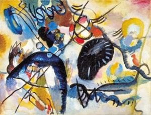 Wassily-Kandinsky-Macchia-nera