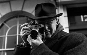 Henri Cartier-Bresson. Le Centre PompidouParis.