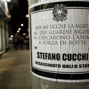 Stefano Cucchi.