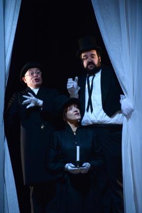 Svenimenti. Cechov al Teatro delSole.