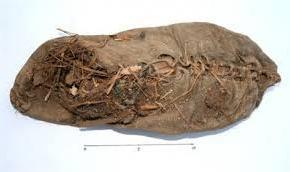 La scarpa antica.