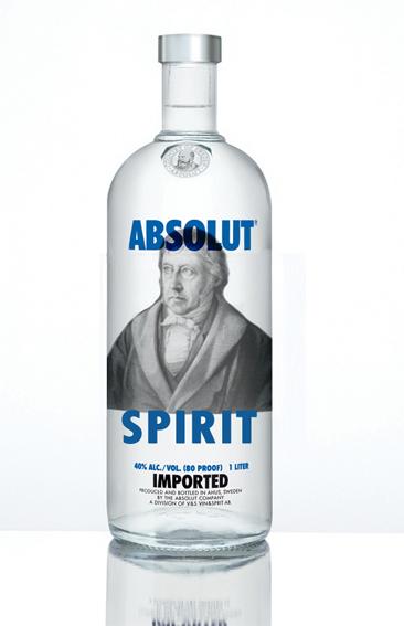 Hegel si beve a piccoli sorsi, in fondo.