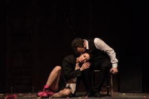 La signorina Giulia. Teatro Mercadante diNapoli.