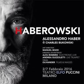 HABEROWSKI. Teatro Elfo PucciniMilano.
