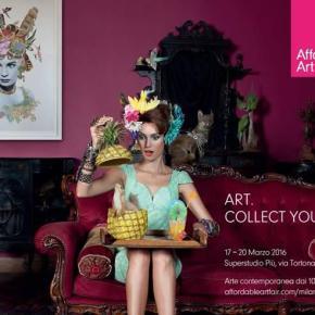 Affordable Art Fair, Milano2016