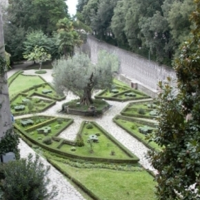 Orto Botanico e Medievale diPerugia(Umbria)