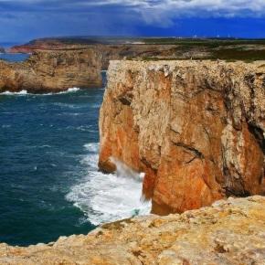 Cabo Sao Vicente.Portugal.