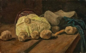 still-life-with-cabbage-and-clogs
