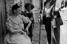 Frida Kahlo aBologna.