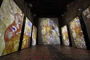 Klimt. Florence Experience.