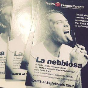 La Nebbiosa. P.P.Pasolini.Milano