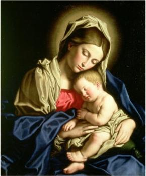 Sassoferrato. Dal Louvre a San Pietro.Perugia.