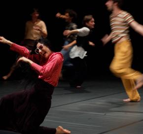 Sulla Felicità. Teatro Argentina.Roma.