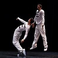 Bermudas danza. CivitanovaMarche.