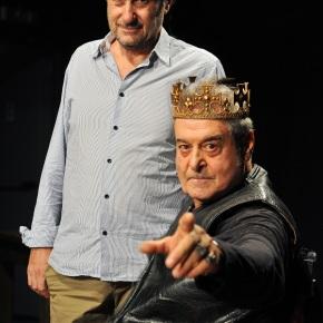 Re Lear. Teatro ArgentinaRoma.