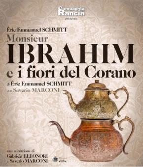 Monsieur Ibrahim e i fiori del Corano.Matelica.