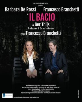 Il Bacio.Barbara DeRossi.
