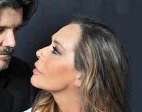 Il bacio. Barbara DeRossi.
