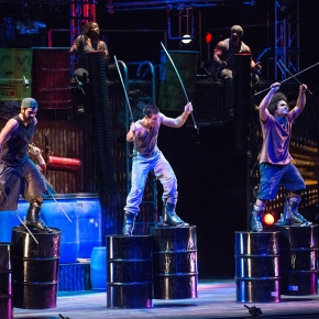 From Brighton to Fermo: Stomp.