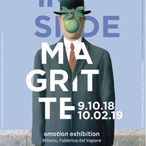 Inside Magritte. Milano.