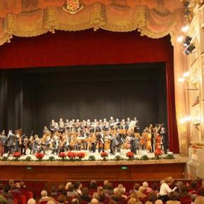 Teatro Aquila Fermo.
