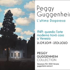 Peggy Guggenheim. L'ultima Dogaressa.Venezia.